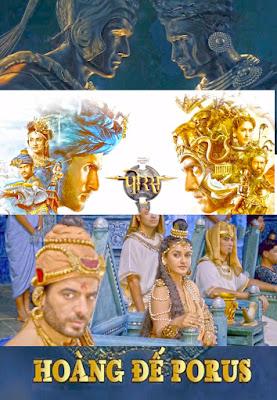 Hoàng Đế Porus (LT) - Phim bộ Ấn Độ