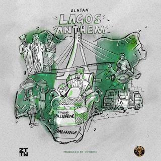[Music] Zlatan – Lagos Anthem (Money No Dey Lagos)
