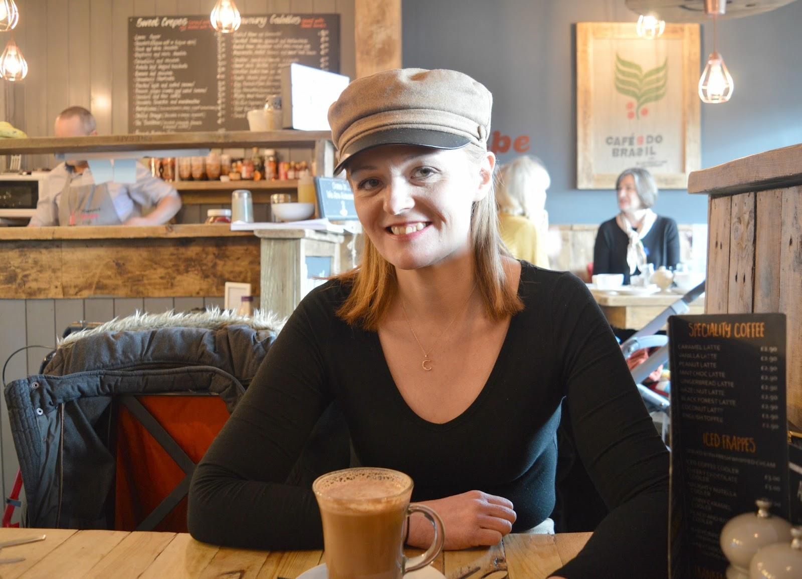 Pancake Day Monsieur Crepe Cafe, Heaton