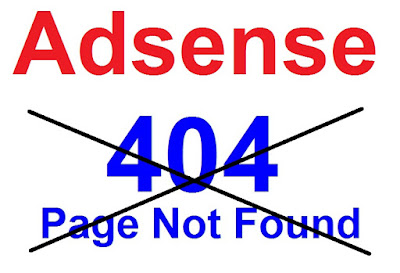 404-error-message-adsense-blogger