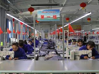 Uighur 'forced labor'
