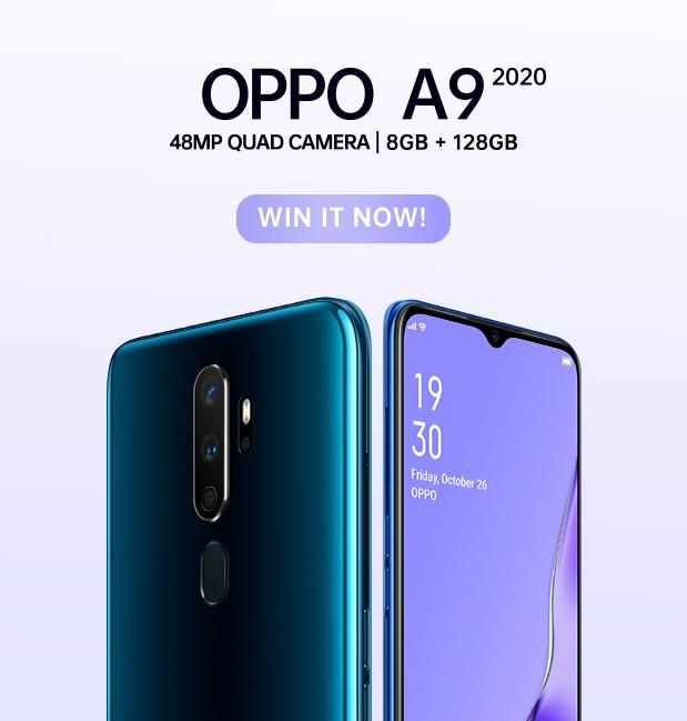 Inilah Fitur Fitur Oppo A9 Smartphone 3 Jutaan Terbaru dari Oppo