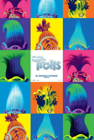 Trolls [2016] [DVDR] [NTSC] [Custom HD] [Latino]