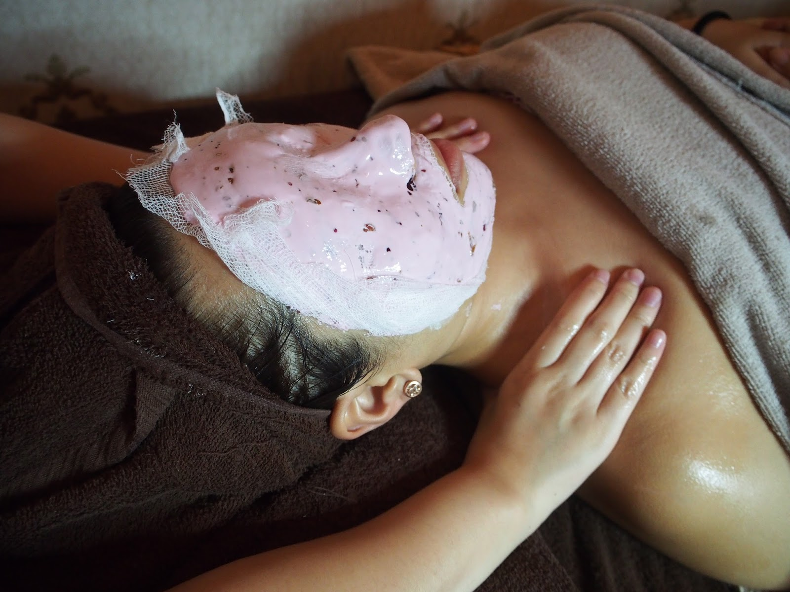 My Cosy Room Singapore Orchard  Facial Review