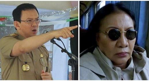 Ratna Sarumpaet: AHOK Beli Tentara, Polisi, dan KPK
