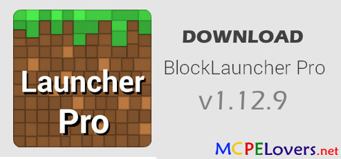 Download BlockLauncher Pro v1.12.9