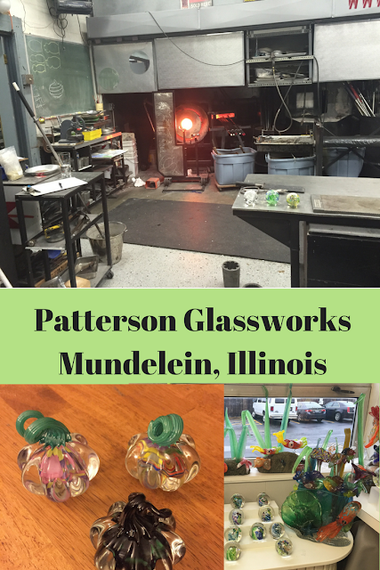 Patterson Glassworks Mundelein, Illinois