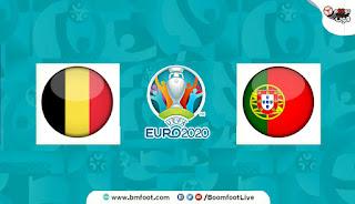 مباراة البرتغال و بلجيكا بث مباشر اليوم