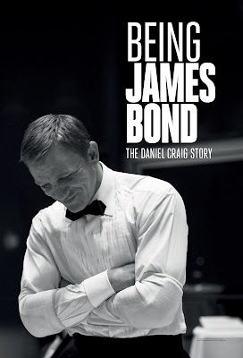 Being James Bond The Daniel Craig Story Poster