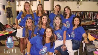 Evento beneficente ajuda entidades judaicas do Rio