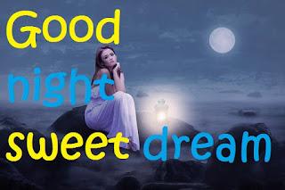 good night sweet dreams angel images