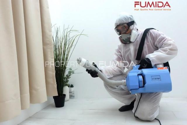 Manfaat Pemakaian Disinfektan Setelah Bersih-Bersih