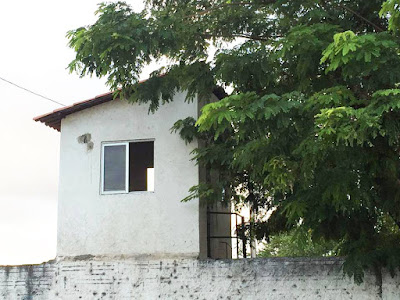 Sede da Guarda Municipal de Fortaleza (CE) é metralhada na madrugada