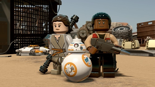 LEGO STAR WARS: The Force Awakens - PC (Download Completo em Torrent)