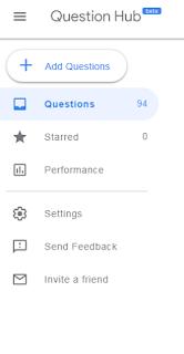 Google question hub के टूल्स एवं उनके उपयोग :-