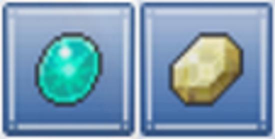 Pedras de aprimoramento (shiny stone e boost stone ...