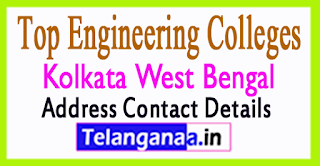 Top Engineering Colleges in Kolkata West Bengal