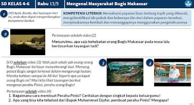Jawaban Pertanyaan Mengenal Masyarakat Bugis Makassar