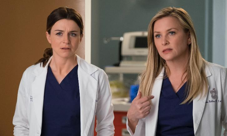 Grey\'s Anatomy - Episode 14.23 - Cold as Ice - Promo, Sneak Peek ...