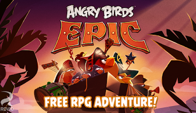 Angry Birds Epic RPG V2.1.26322.4307 Mod Apk Data Offline