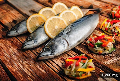 Fish benefits,  antiageing by fish