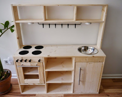 Gebrauchte Kinderküche