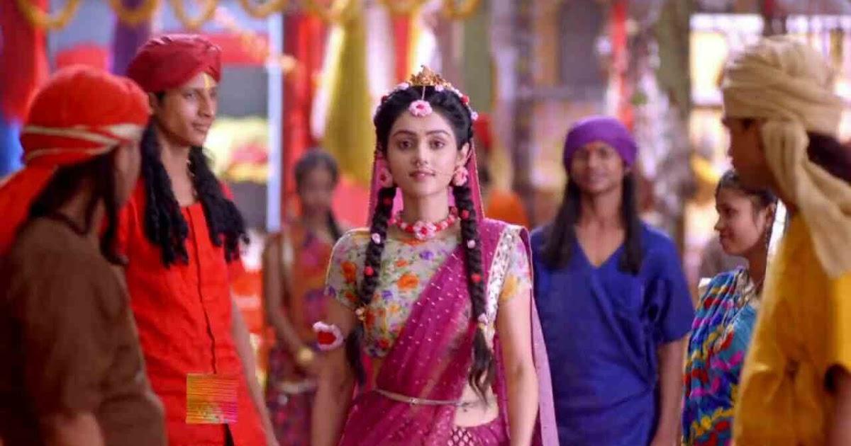 Radha Krishna episode : 12 Dec in English - Radha krishna