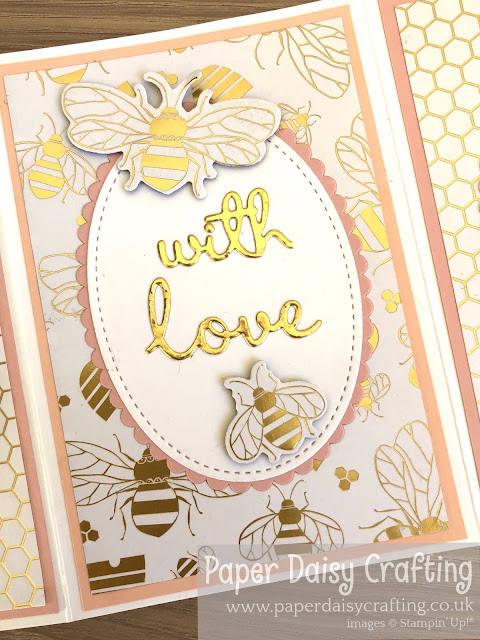 Golden Honey Stampin Up