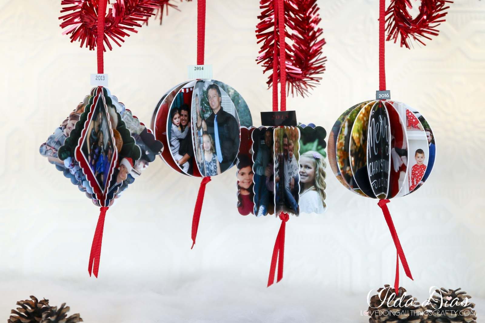 I love doing all things crafty diy christmas greeting for B q christmas decorations