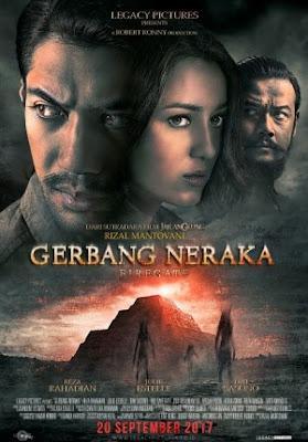 Trailer Film Gerbang Neraka 2017