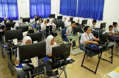 Resmi! Ujian Nasioanal (UN) SD, SMP dan SMA Dihapus