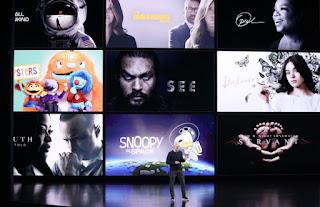 Apple e Disney desafiam modelo de negócios da Netflix