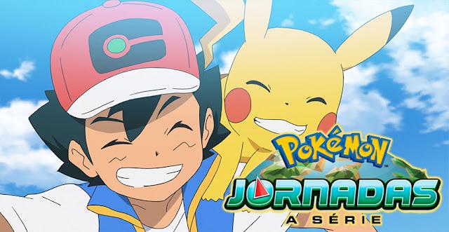 Pokémon Jornadas voltará em junho com episódios inéditos e maior espaço
