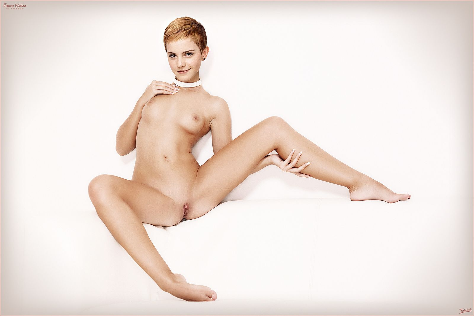Emma Watson Nude xxx Photo shoot