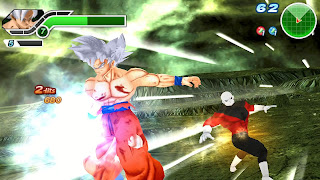 DESCARGA DBZ TTT MOD V2 CON MENÚ PERMANENTE NUEVA ISO [FOR ANDROID Y PC PPSSPP]+DOWNLOAD