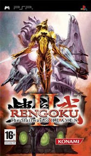 Tips RENGOKU II: THE STAIRWAY TO H.E.A.V.E.N. PSP PPSSPP
