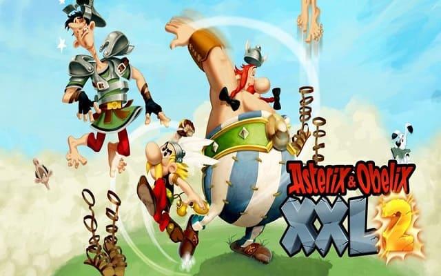 تحميل لعبة Asterix & Obelix XXL 2 مجانا للكمبيوتر