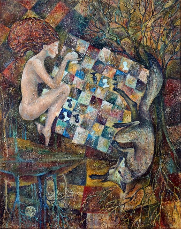 Художник, исследующий душу человека
