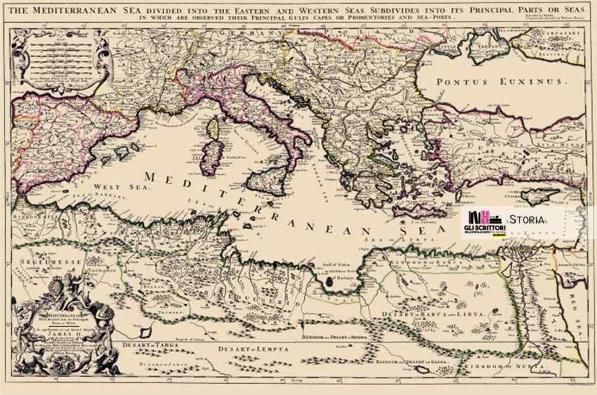 Il Mediterraneo, crocevia di genti e vicende - Storia