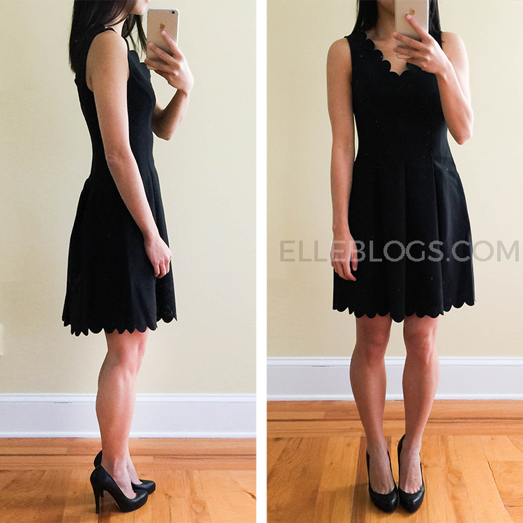 Party Dresses Review Banana Republic Charles Henry And Asos