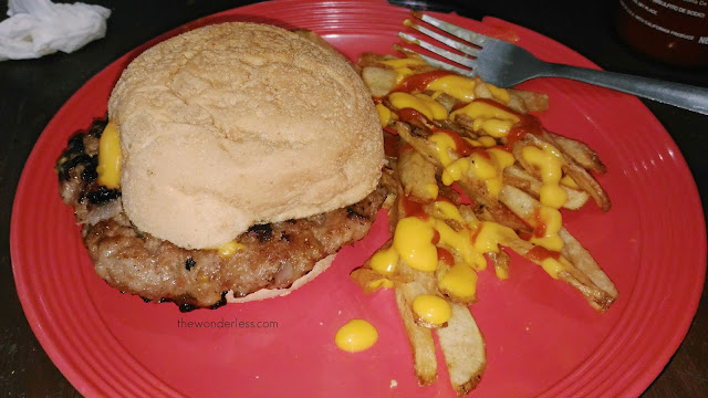 RnR Unli Burger and Fries