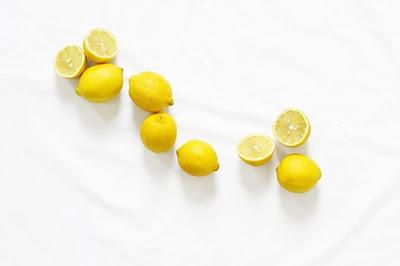 Lemon: skin whitening