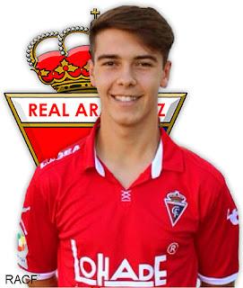 Diego Sánchez Real Aranjuez fútbol