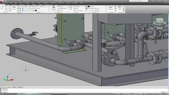 AutoCAD 2010 screenshot 2