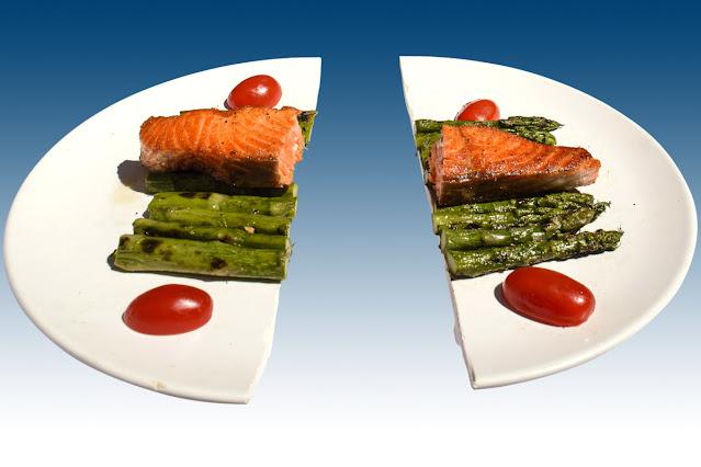 Chia nhỏ bữa ăn để tăng cường khả năng hấp thụ