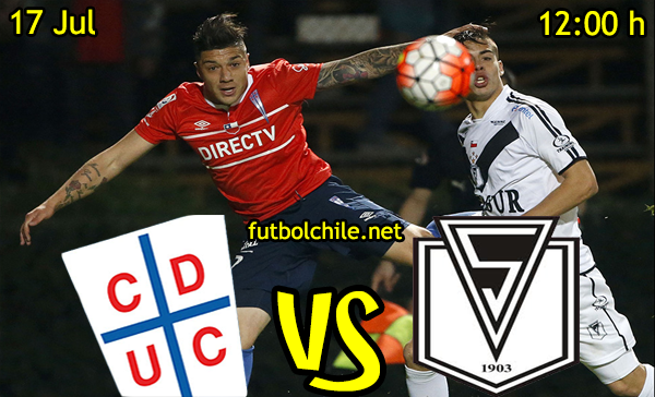VER STREAM YOUTUBE RESULTADO EN VIVO, ONLINE: Universidad Católica vs Santiago Morning