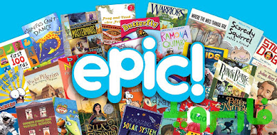 EPIC: KIDS' BOOKS & EDUCATIONAL READING LIBRARY (MOD, PREMIUM SUBSCRIPTION)