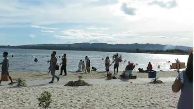 Pasca Libur Lebaran, Objek Wisata Toba Mulai Ramai  Dikunjungi