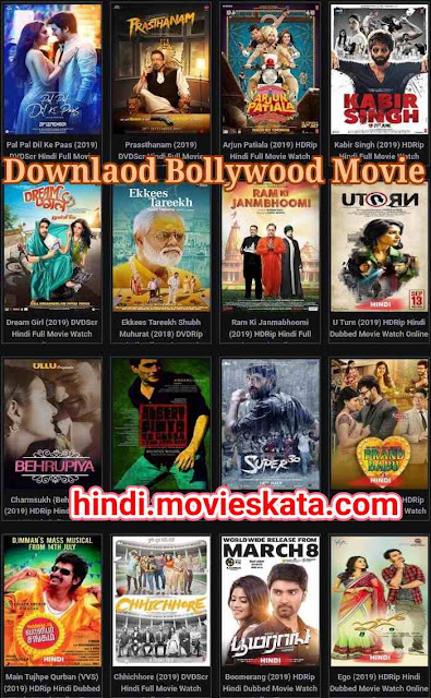 latest hollywood and bollywood movie download Free Full hd in hindi