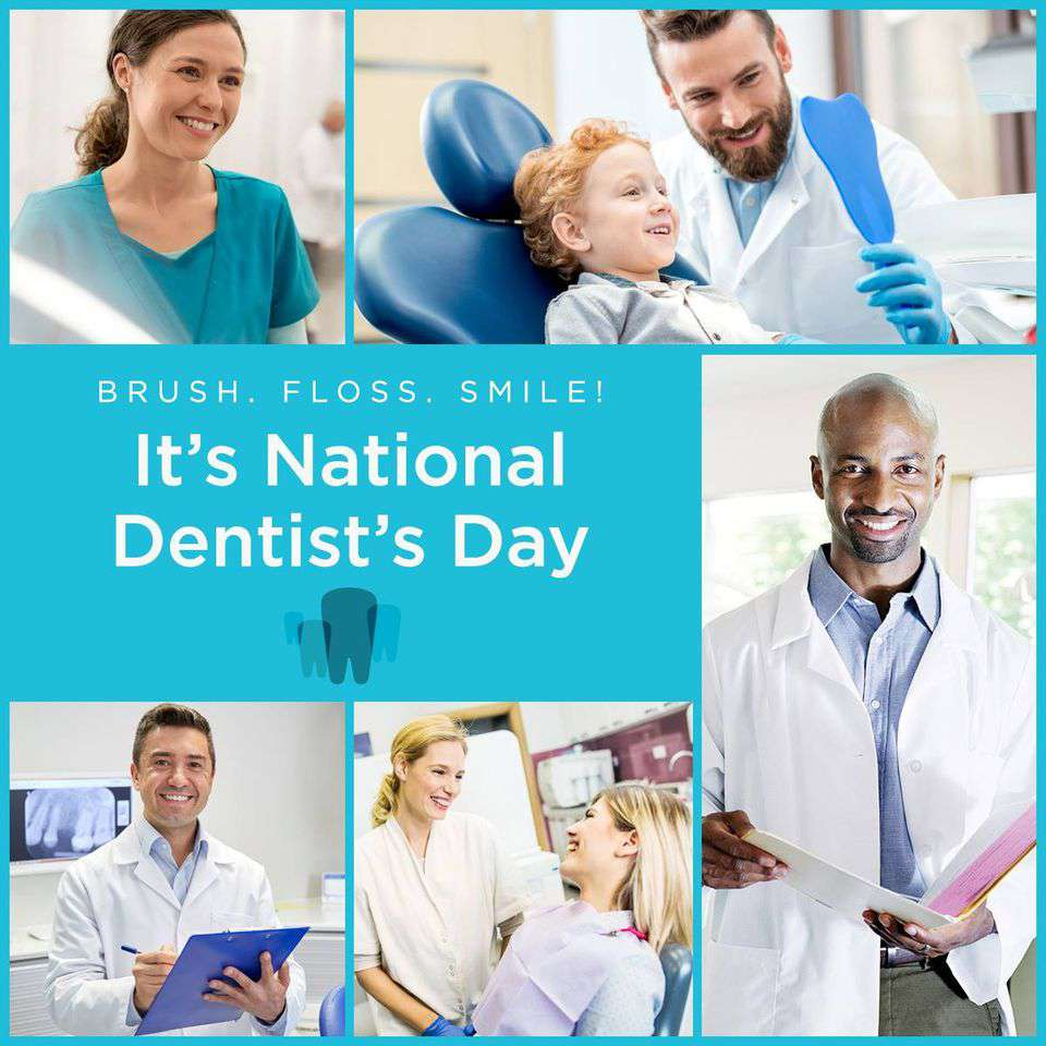 National Dentist's Day Wishes For Facebook
